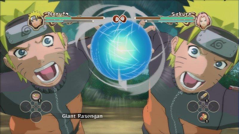 Naruto Shippuden: Ultimate Ninja Storm 2 (PS3)  © Bandai Namco 2010   6/7