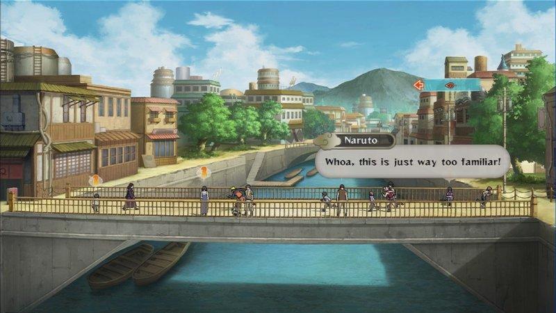 Naruto Shippuden: Ultimate Ninja Storm 2 (PS3)  © Bandai Namco 2010   7/7