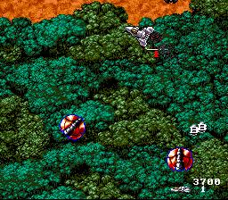 Acrobat Mission (SNES)  © Teichiku 1992   3/3