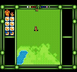 Burai (SNES)  © IGS Corp. 1993   2/3