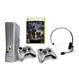 Xbox 360 S [Halo: Reach Limited Edition] (X360)  © Microsoft 2010   1/1