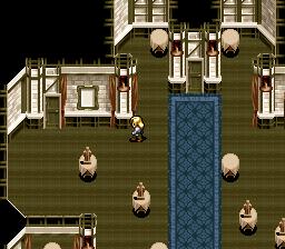 Mystic Ark (SNES)  © Enix 1995   3/3