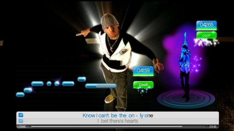 SingStar Dance (PS3)  © Sony 2010   6/14