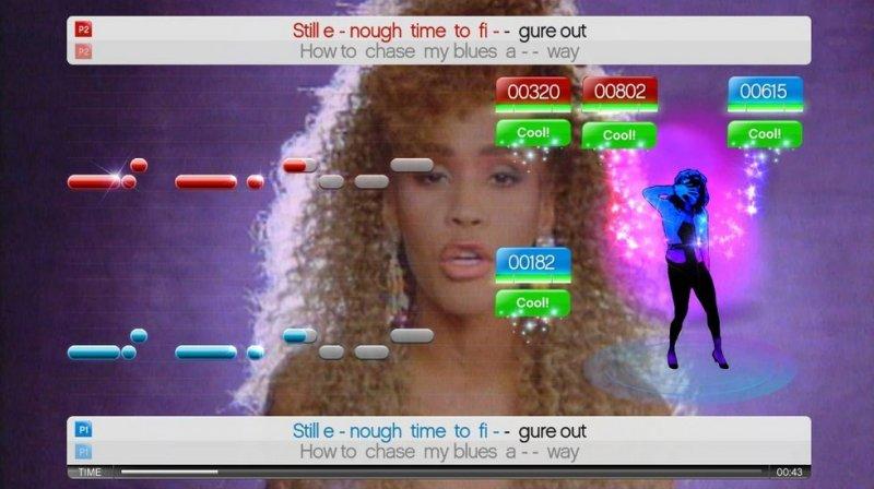 SingStar Dance (PS3)  © Sony 2010   14/14