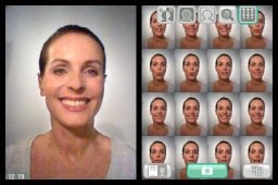 Face Training (NDS) &nbsp; &copy; Nintendo 2010 &nbsp;  2/5