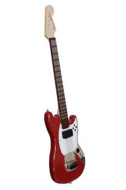 Mustang Pro Guitar Controller [Rock Band 3] (PS3)  © Mad Catz 2010   1/1