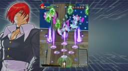 The King Of Fighters: Sky Stage (X360)  © SNK Playmore 2010   2/3