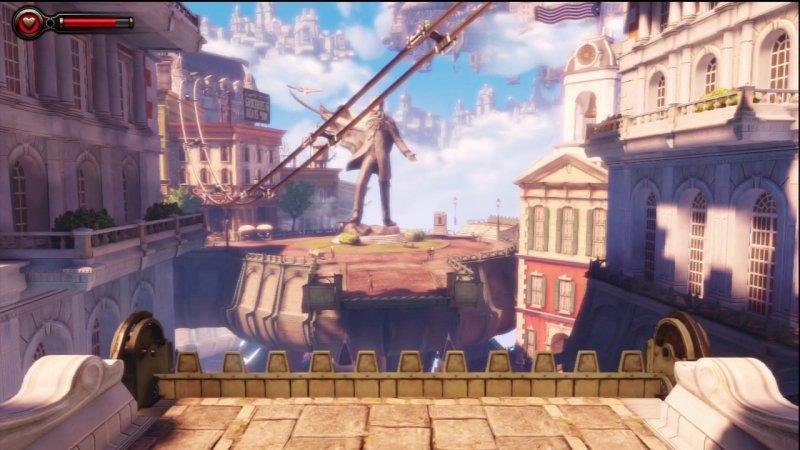 BioShock Infinite (X360)  © 2K Games 2013   7/12