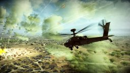 Apache: Air Assault (PS3)   © Activision 2010    2/5