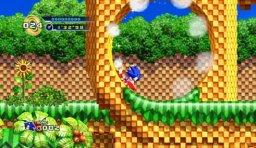 Sonic The Hedgehog 4: Episode I (WII)  © Sega 2010   1/3