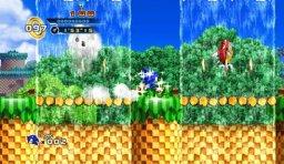Sonic The Hedgehog 4: Episode I (WII)  © Sega 2010   2/3