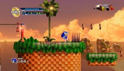 Sonic The Hedgehog 4: Episode I (WII)  © Sega 2010   3/3