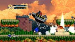 Sonic The Hedgehog 4: Episode I (X360)  © Sega 2010   2/15