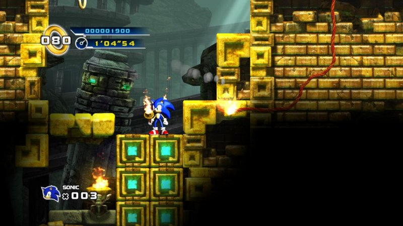 Sonic The Hedgehog 4: Episode I (X360)  © Sega 2010   6/15