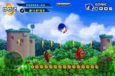 Sonic The Hedgehog 4: Episode I (IP)  © Sega 2010   5/17