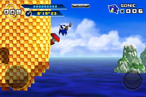 Sonic The Hedgehog 4: Episode I (IP)  © Sega 2010   6/17