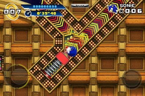 Sonic The Hedgehog 4: Episode I (IP)  © Sega 2010   15/17