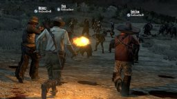 Red Dead Redemption: Undead Nightmare (PS3)  © Rockstar Games 2010   3/7