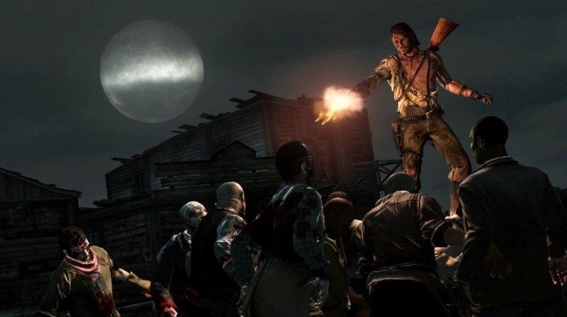 Red Dead Redemption: Undead Nightmare (PS3)  © Rockstar Games 2010   4/7