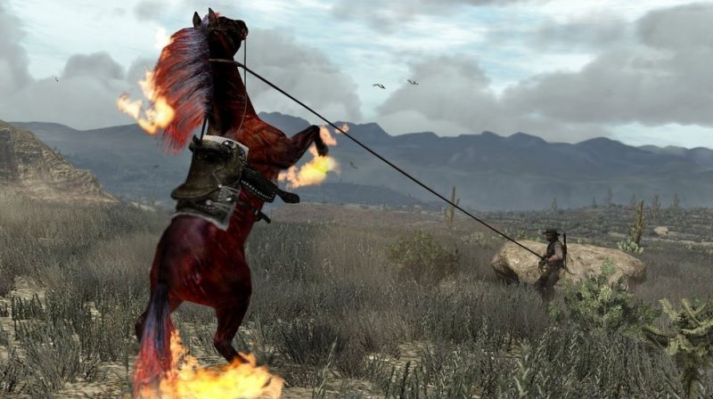 Red Dead Redemption: Undead Nightmare (PS3)  © Rockstar Games 2010   6/7
