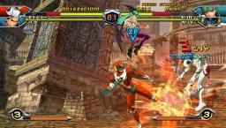 Tatsunoko Vs. Capcom: Cross Generation Of Heroes (WII)  © Capcom 2008   3/3