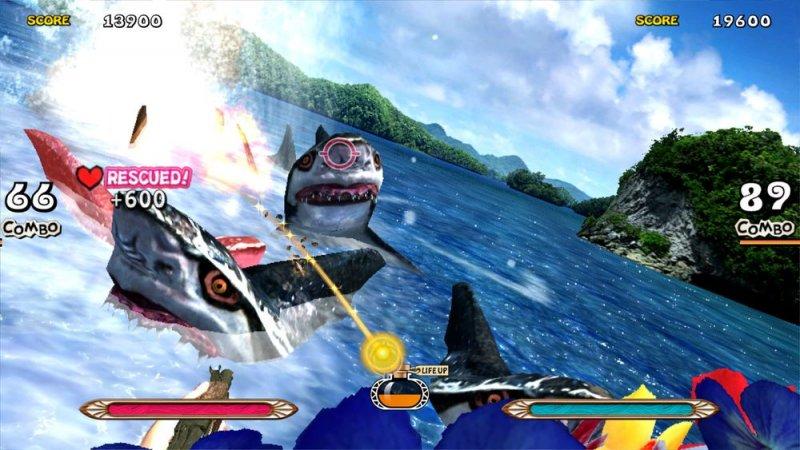 Let's Go Island: Lost On The Island Of Tropics (ARC)  © Sega 2010   4/6