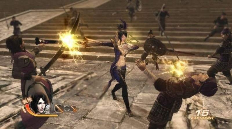 Dynasty Warriors 7 (PS3)  © KOEI 2011   6/11
