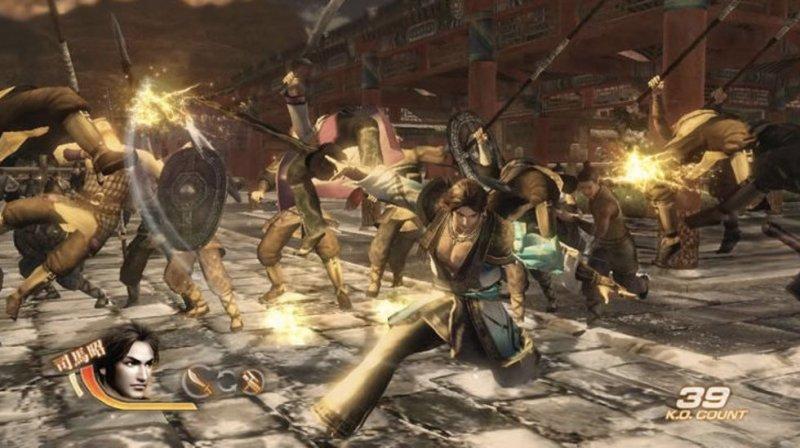 Dynasty Warriors 7 (PS3)  © KOEI 2011   7/11