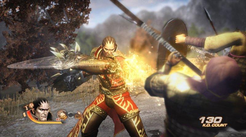 Dynasty Warriors 7 (PS3)  © KOEI 2011   8/11