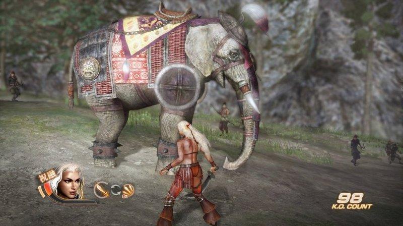 Dynasty Warriors 7 (PS3)  © KOEI 2011   9/11