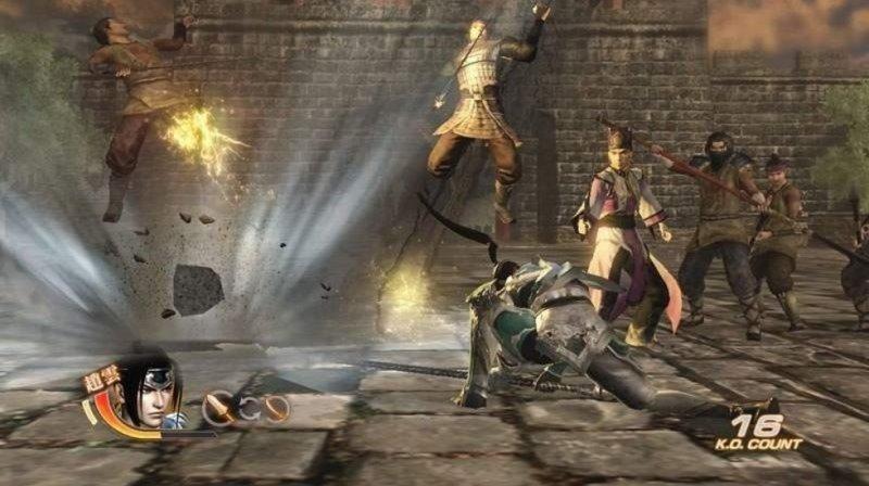 Dynasty Warriors 7 (PS3)  © KOEI 2011   10/11