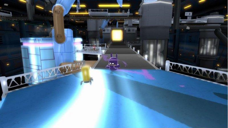 De Blob 2: The Underground (PS3)  © THQ 2011   5/6
