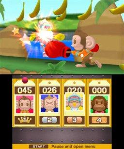 Super Monkey Ball 3D (3DS)  © Sega 2011   1/3