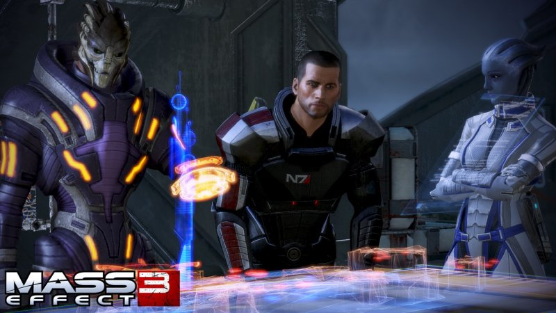 Mass Effect 3 (X360)   © EA 2012    4/4
