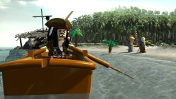 Lego Pirates Of The Caribbean: The Video Game (X360)   © Disney Interactive 2011    2/3