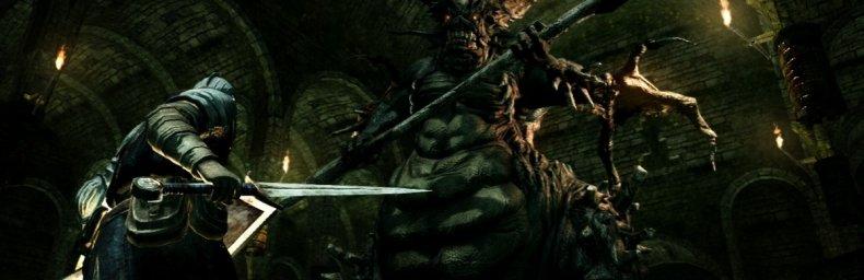 <h2 class='titel'>Dark Souls</h2><div><span class='citat'>&bdquo;Ja, det er rigtigt at Bloodborne overordnet set føles lidt mere velpoleret på flere områder, men det originale Dark Souls er stadig det klart bedste i serien efter min mening. Og &quot;stadig&quot; også et af de flottes...&ldquo;</span><span class='forfatter'>- Sumez</span></div>