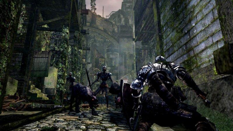 Dark Souls (X360)  © Bandai Namco 2011   4/10