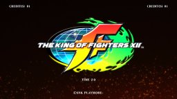 The King Of Fighters XII (ARC)  © SNK Playmore 2008   1/4