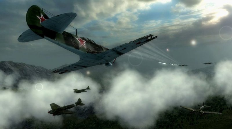 Air Conflicts: Secret Wars (X360)  © Deep Silver 2011   4/5