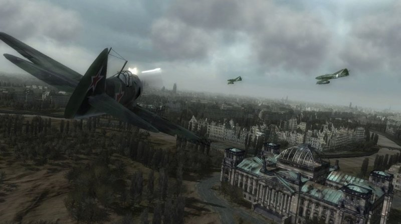 Air Conflicts: Secret Wars (X360)   © Deep Silver 2011    5/5