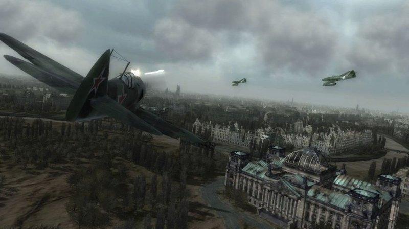 Air Conflicts: Secret Wars (X360)  © Deep Silver 2011   5/5