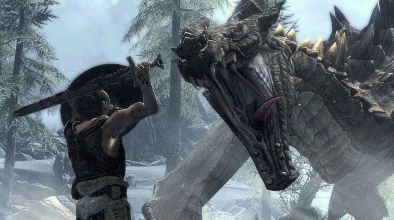 The Elder Scrolls V: Skyrim (PS3)   © Bethesda 2011    4/6