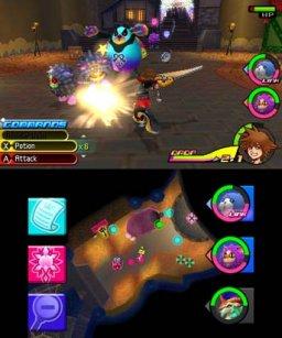 Kingdom Hearts 3D: Dream Drop Distance (3DS)  © Square Enix 2012   1/3