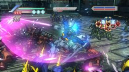 Dynasty Warriors: Gundam 3 (PS3)   © KOEI 2010    1/7