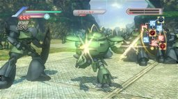Dynasty Warriors: Gundam 3 (PS3)   © KOEI 2010    3/7