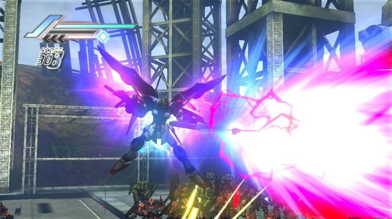 Dynasty Warriors: Gundam 3 (PS3)   © KOEI 2010    7/7