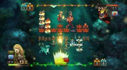 Might And Magic: Clash Of Heroes (X360)  © Ubisoft 2011   3/3