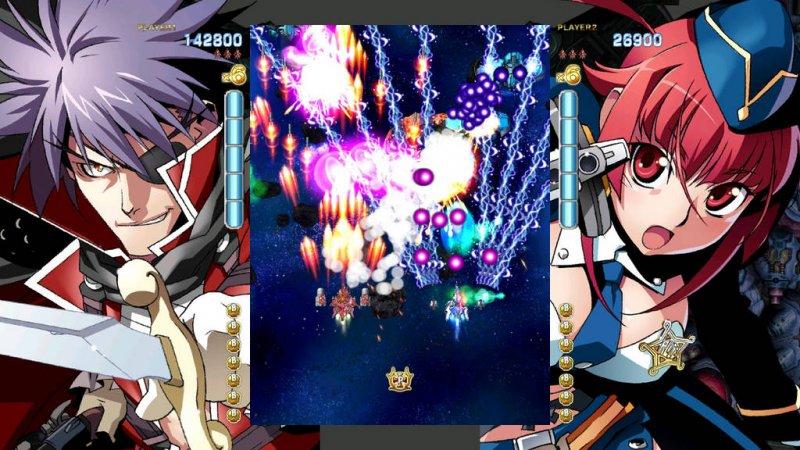 Bullet Soul: Tama Tamashii (X360)  © 5pb 2011   4/6