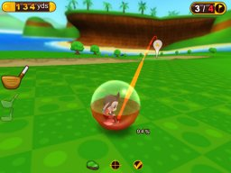 Super Monkey Ball 2: Sakura Edition (IPD)  © Sega 2010   2/3