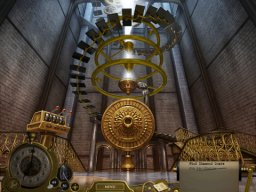Lost In Time: The Clockwork Tower (IPD)  © Namco 2011   3/3